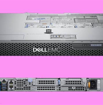 Dell EMC PowerEdge XR2 Cover 2