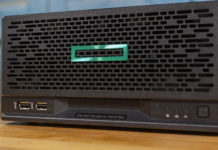 HPE ProLiant MicroServer Gen10 Plus Hero