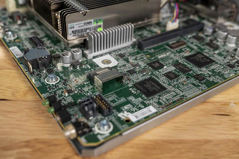 HPE ProLiant MicroServer Gen10 Plus SFF 8087