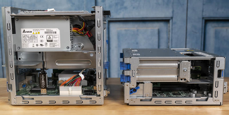 HPE ProLiant MicroServer Gen10 Plus And Gen10 Expansion Slot Side