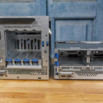 HPE ProLiant MicroServer Gen10 Plus And Gen10 Front Drive Bays
