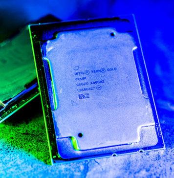 Intel Xeon Gold 6248R Cover