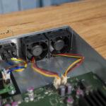 MikroTik CRS354 48G 4S_2Q_RM Internal Two Fans