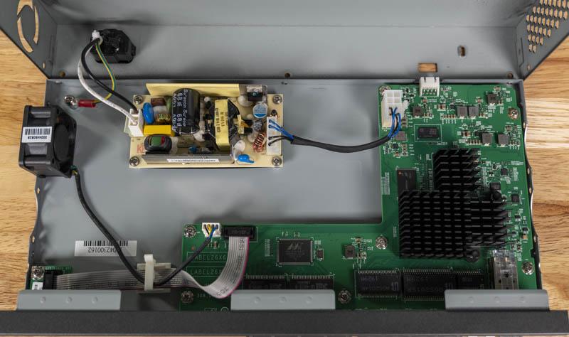 Netgear MS510TX Internal Overview