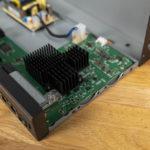 Netgear MS510TX Switch Heatsinks