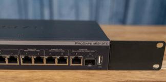 Netgear ProSafe MS510TX Cover