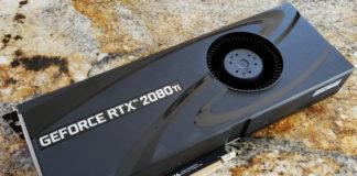PNY RTX 2080 Ti Blower