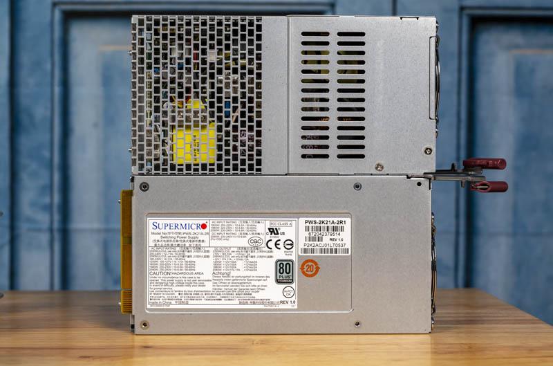 Supermicro 2049P TN8R Power Supplies