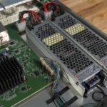 Ubiquiti USW Leaf Internal Mean Well 350W Power Supplies