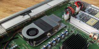 Ubiquiti USW Leaf Switch CPU And Switch ASIC