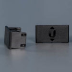 Ubiquiti USW Leaf Switch Port Covers Versus Standard Knobbed Versions 2