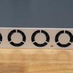 Ubiquiti USW Leaf Switch Redundant Non Hot Swap Fan Exhaust