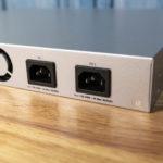 Ubiquiti USW Leaf Switch Redundant Non Hot Swap PSU AC Inputs
