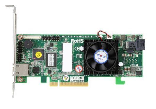 Areca ARC 1216 4i RAID Controller