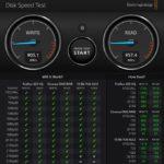 Crucial 1TB X8 SSD USB 3.2 Gen1 Blackmagic Speed Test