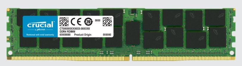 Crucial DDR4 RDIMM