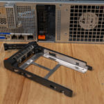 Gigabyte G242 Z10 2x Rear NVMe And Tool Less Tray