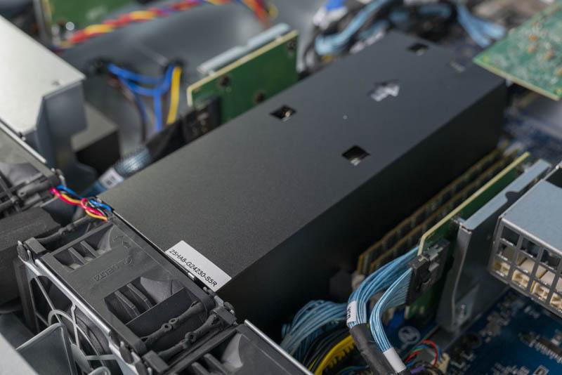 Gigabyte G242 Z10 CPU Airflow Cover