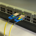 Intel 400Gbps Silicon Photonics Installed In Arista Switch For Interoperability