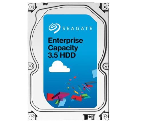 Seagate Enterprise Capacity Hard Drive