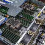 Supermicro 2029UZ TN20R25M CPU And Memory Area