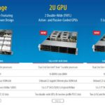 Supermicro MegaDC 5 Launch Models