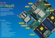Supermicro MegaDC X11DPD Cover