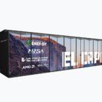 US DOE HPE Cray AMD El Capitan Cover