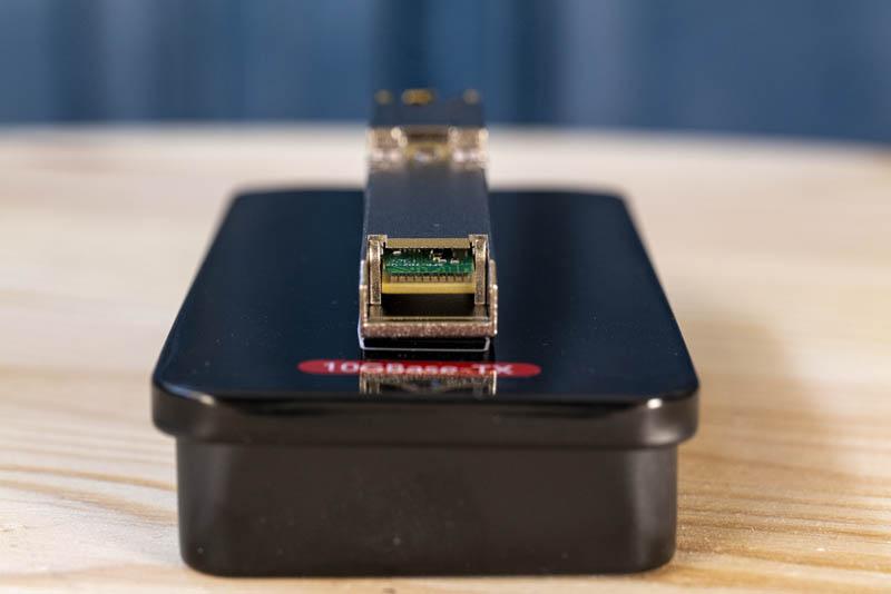 10GTek ASF 10G T 10Gbase TX SFP PCB