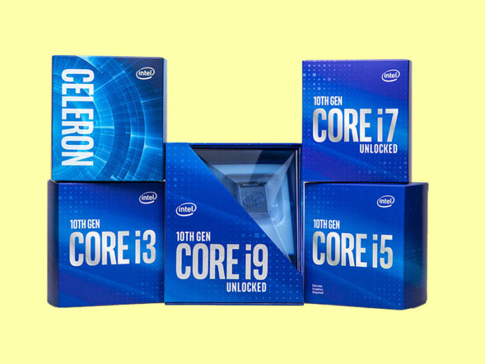 10th Gen Intel Core Family Cover STH
