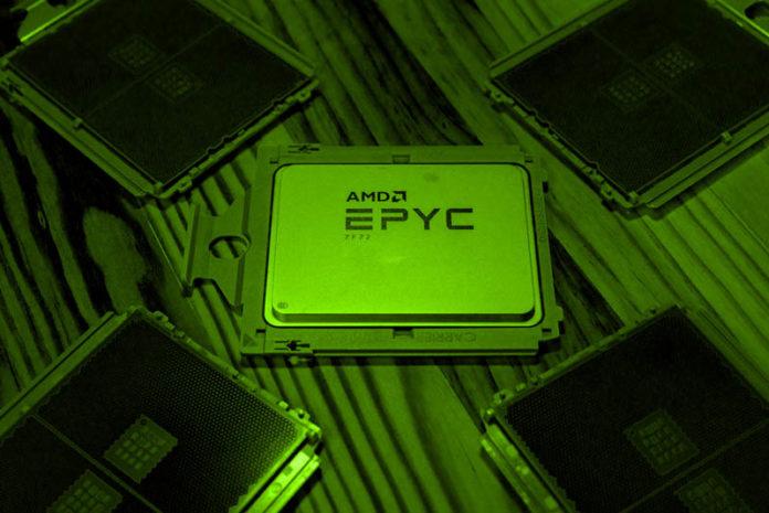AMD EPYC 7F72 Cover