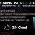 AMD EPYC 7Fx2 Launch IBM Cloud
