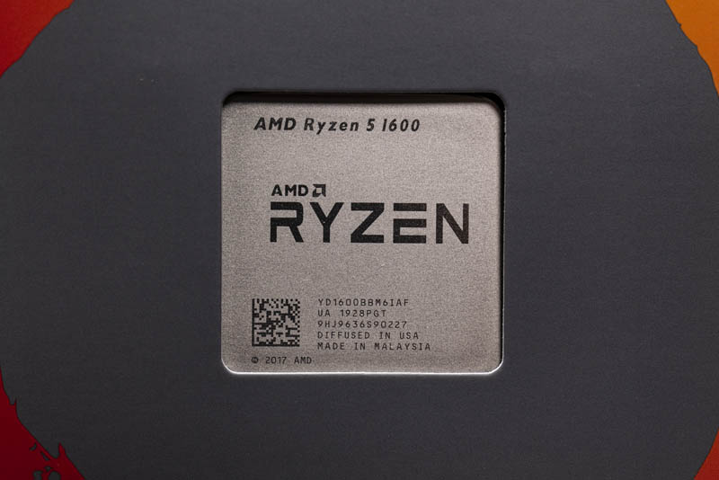 AMD Ryzen 5 1600 AF YD1600BBM6IAF In Box