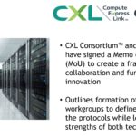 CXL And Gen Z MOU Highlights
