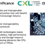 CXL And Gen Z MOU Industry Significance