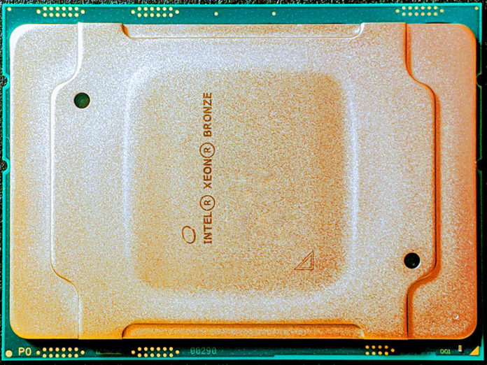 Intel Xeon Bronze 3206R Cover
