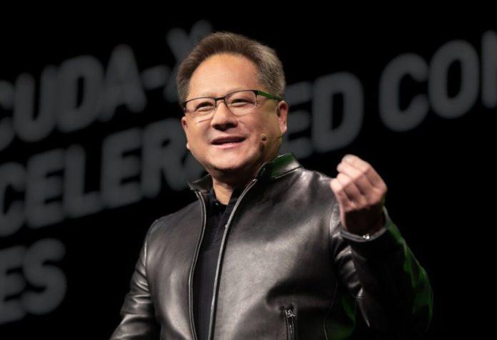 Jensen Huang NVIDIA