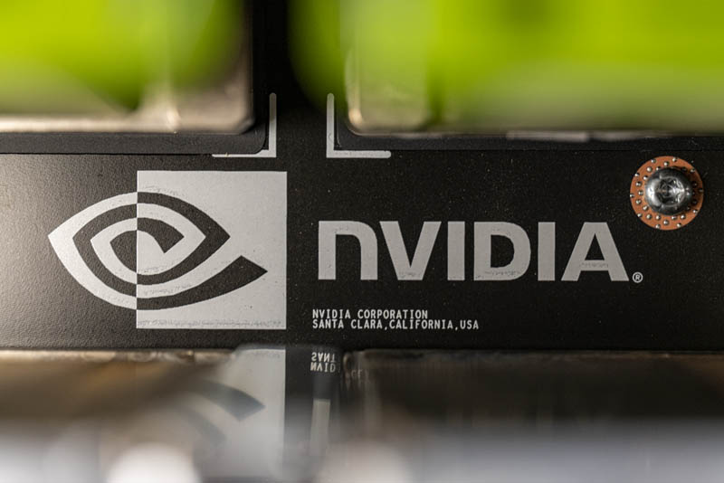 NVIDIA HGX 2 SXM3 Board PCB NVIDIA Logo