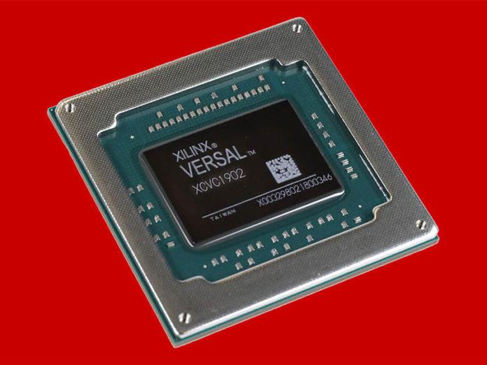 Xilinx Versal ACAP Cover