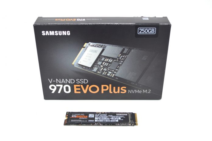 970 EVO Plus 250GB