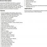 Broadcom BCM 57414 Data Sheet Key Specs