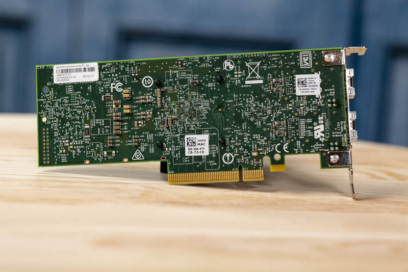 Dell Broadcom BCM 57414 Lspci