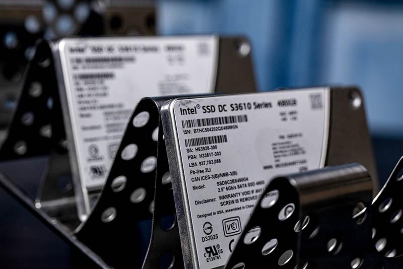 Dual Intel DC S3610 480GB Drives That Failed