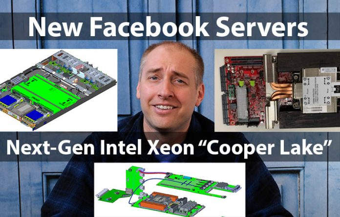 Intel Cooper Lake Facebook OCP Server Cover