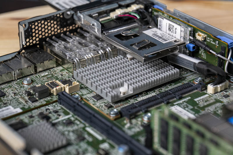 Lenovo ThinkSystem SE350 Wireless LAN Model Networking