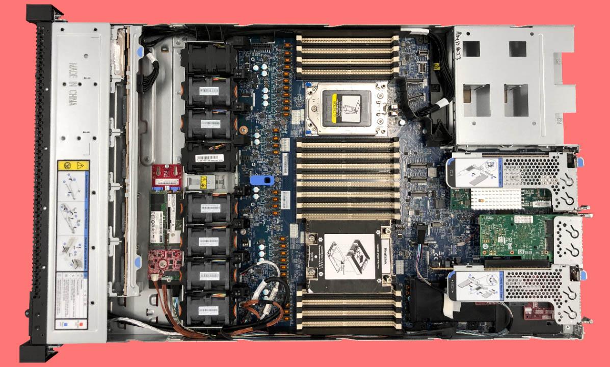 Lenovo ThinkSystem SR645 Internal Stock