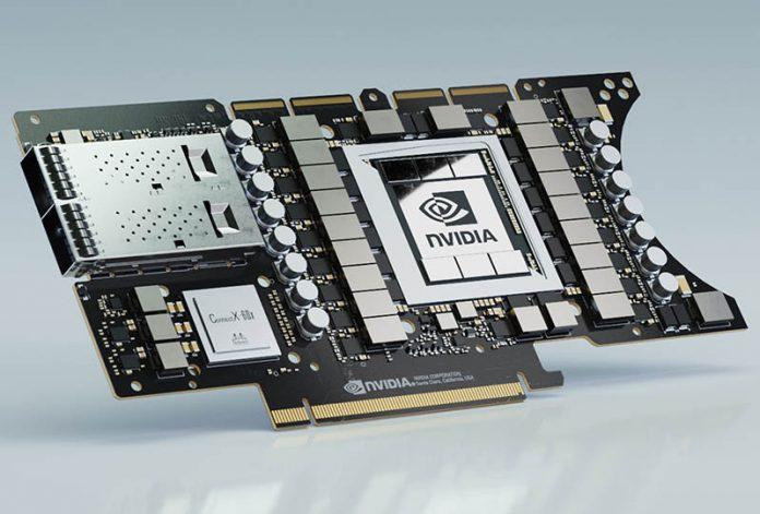 NVIDIA EGX A100 Converged Accelerator Cover