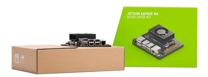 NVIDIA Jetson Xavier NX Developer Kit Side View