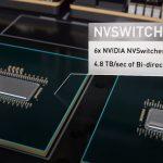 NVIDIA NVSwitch 600Gbps Per GPU