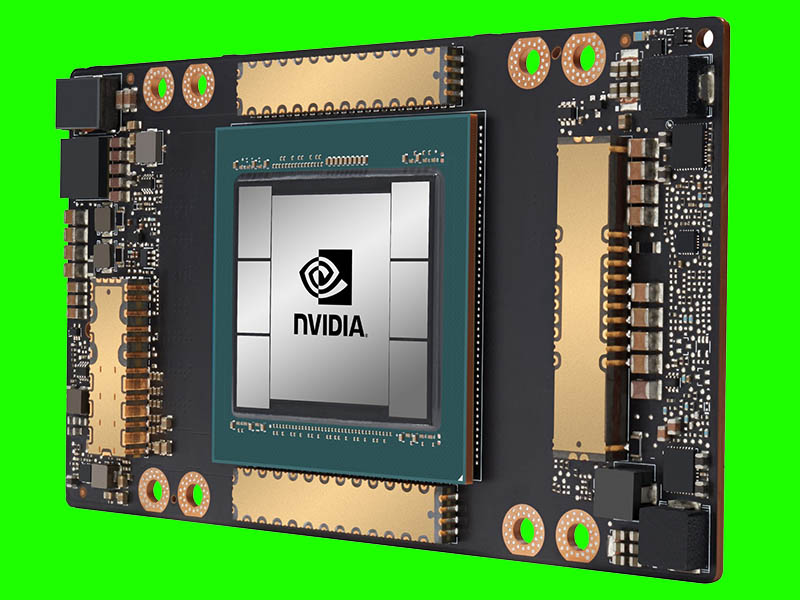 Image of article 'NVIDIA A100 Ampere Resets the Entire AI Industry'